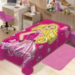 Cobertor-Barbie