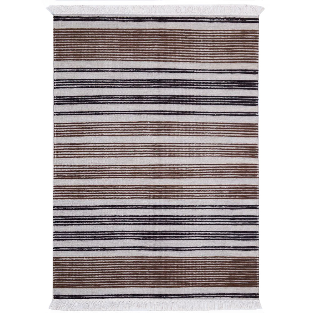 Tapete indiano rolef lines marrom tapetesdoural for Schlafsofa 1 40x2 00