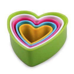 Jogo-5-Cortadores-Formato-Coracao-Plastico-Colorido-KE-Home
