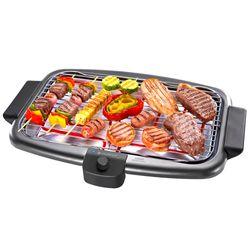 Grill-Max-Tasty-47X29Cm-Churrasqueira-127V-Cadence143382GRL801-127