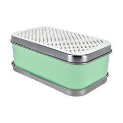 Ralador-Retangular-Com-Dispenser-Turqueza-Basic-Kitchen