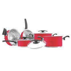 Conjunto-de-Panelas-Tramontina-Duo-Color-vermelha-5-pecas