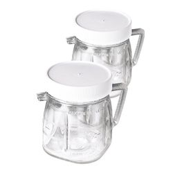 Jogo-com-2-Mini-Jarras-em-Plastico-para-Liquidificadores-Oster