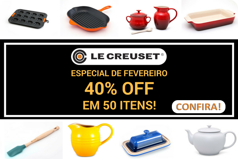 banners Le Creuset