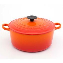 Panela-de-ferro-redonda-30cm-laranja-Le-Creuset