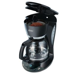 Cafeteira-Programavel-Preta-Coff-36-Xicaras-127V--Oster