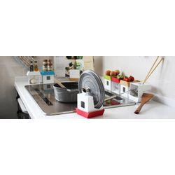 Apoio-Para-Utensilios-De-Cozinha-A230-Vermelho-Basic-Kitchen