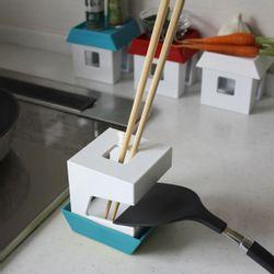 Apoio-Para-Utensilios-De-Cozinha-A230-Azul-Basic-Kitchen