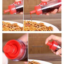 Galheteiro-Duplo-Spray-E-Gotas-A255-Vermelho-Basic-Kitchen