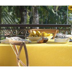 Toalha-de-Mesa-Quadrada-Sempre-Limpa-Tropical-Amarela-180-x-180-m-Karsten