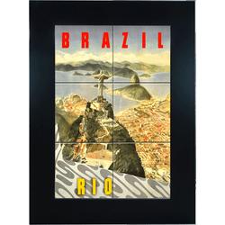 Quadro-Retangular-37X27Cm-6-Azulejos-Rio-Mellie