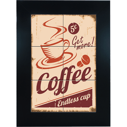 Quadro-Retangular-37X27Cm-6-Azulejos-Coffee-Mellie