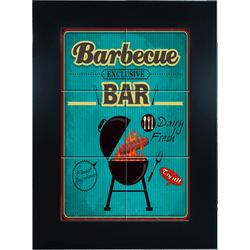 Quadro-Retangular-37X27Cm-6-Azulejos-Barbecue-Mellie