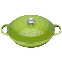 Cacarola-Buffet-30cm-Signature-Verde-Pain-le-Creuset