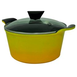 Cacarola-Com-Revestimento-Ceramico-20Cm-Amarelo-Neoflam