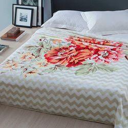 Cobertor-Casal-Home-Design-Andalucia-Bege-1.80-x-2.20-m-Corttex