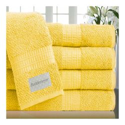 Toalha-de-Banho-Frape-Amarelo-Buddemeyer