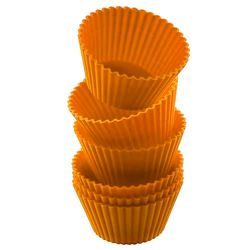 Conjunto-Forma-Cupcakke-Silicone-6-Pecas-B066-Laranja