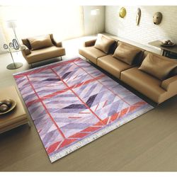 TAPETE-INDIANO-KILIM-TRIBAL-1.40X2.00-DES-101