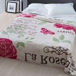 Cobertor-Casal-Home-Design-Rasquel-Rosera-1.80-x-2.20-m-Corttex