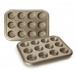 Forma-Para-Muffin-12-Cavidades-Golden-Class-Ibili