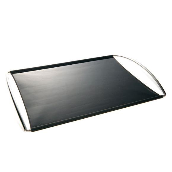 Assadeira-de-silicone-Mastrad-preta-108315