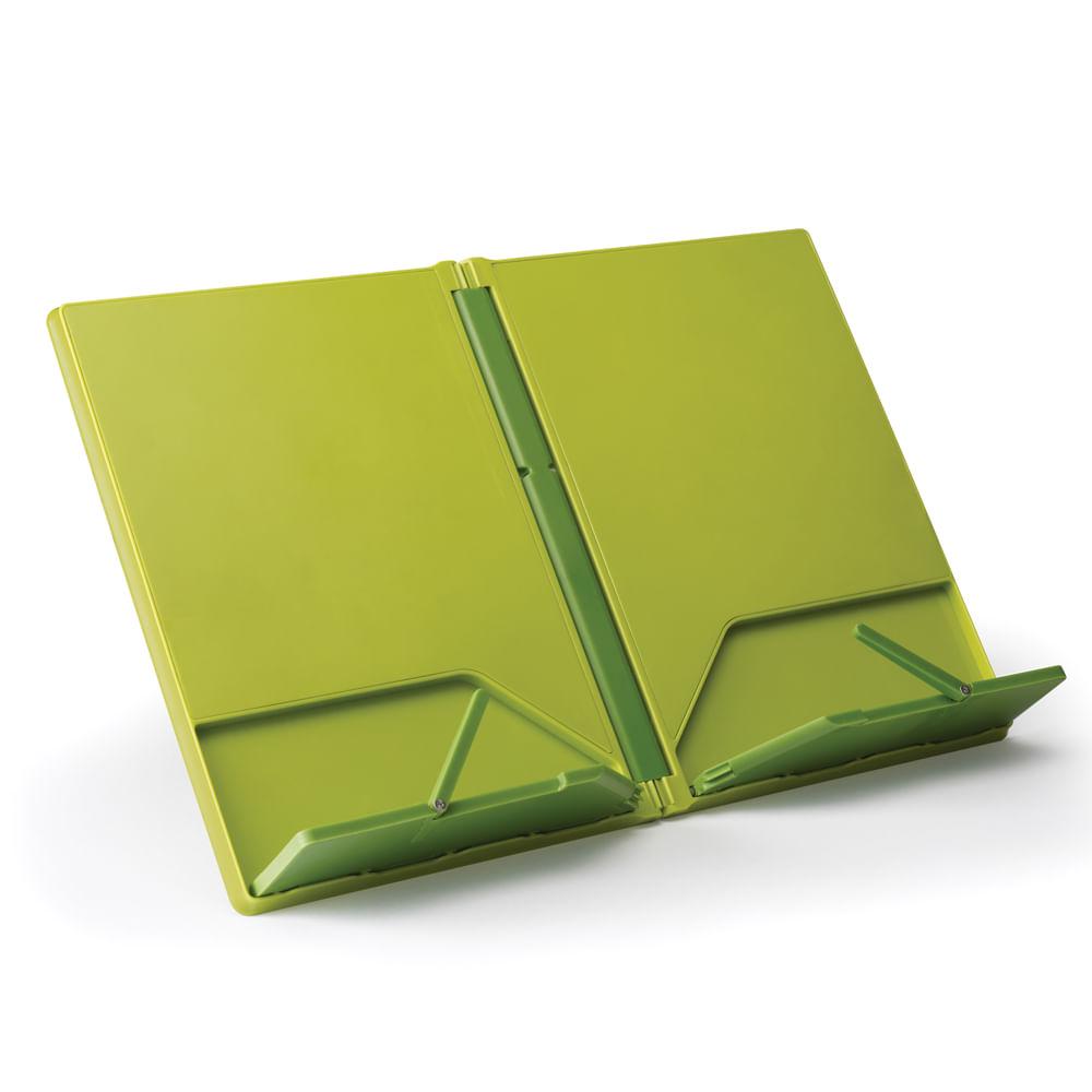 Suporte Para Livro Verde Joseph Joseph