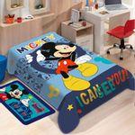 Cobertor-Mickey
