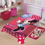 Cobertor-Minnie