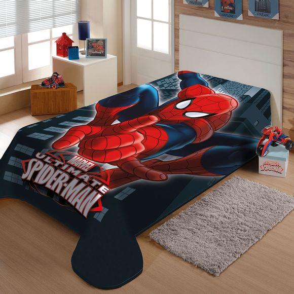 Cobertor-Homem-Aranha