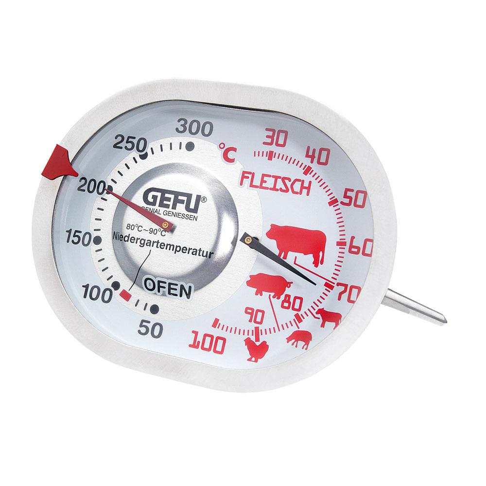 Termometro Analogico Paraforno E Carnes 21800