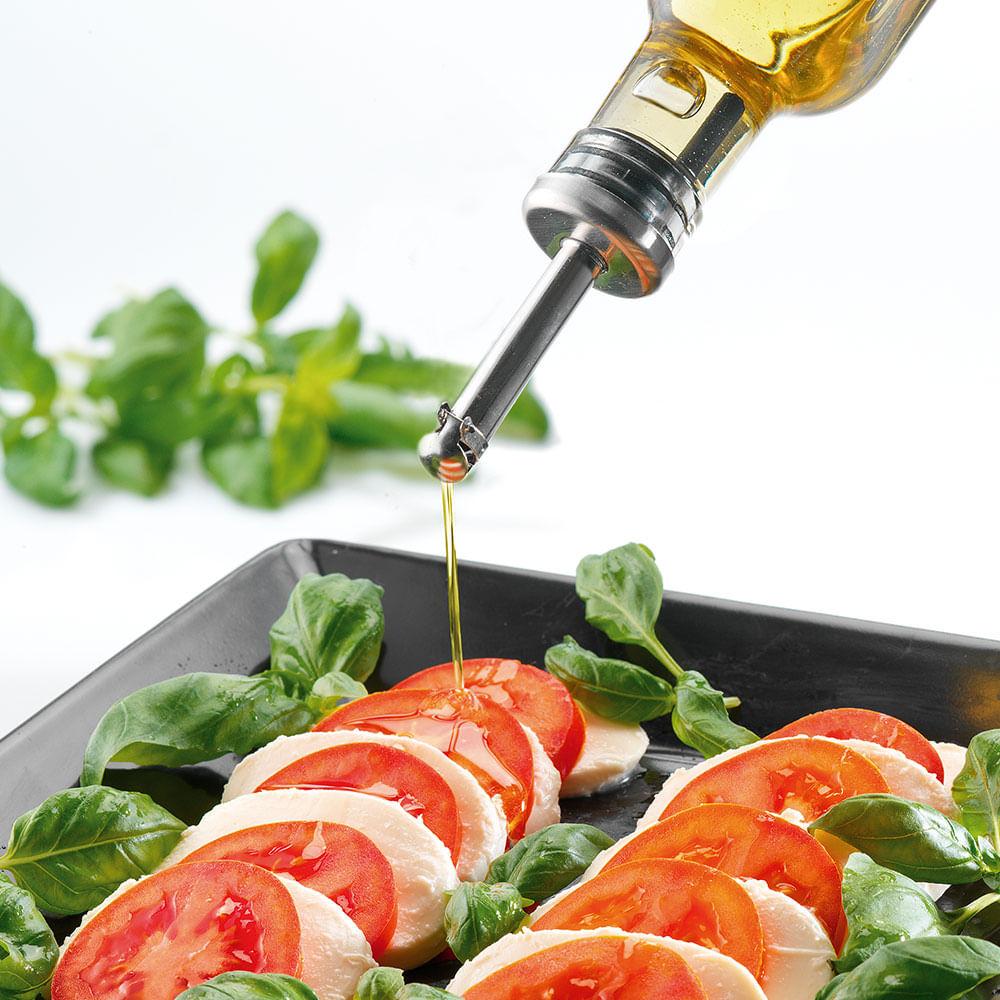 Conjunto Bico Dosador Azeite/ Vinagre Gefu