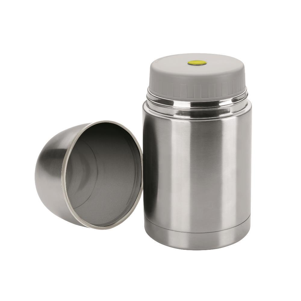 Garrafa Térmica Para Alimentos Em Inox 550Ml Ibili - 753906