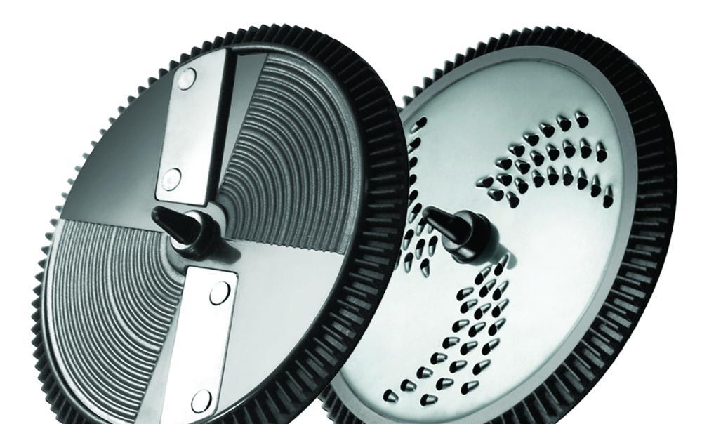 Ralador Manual Com 2 Discos Ibili - 772600