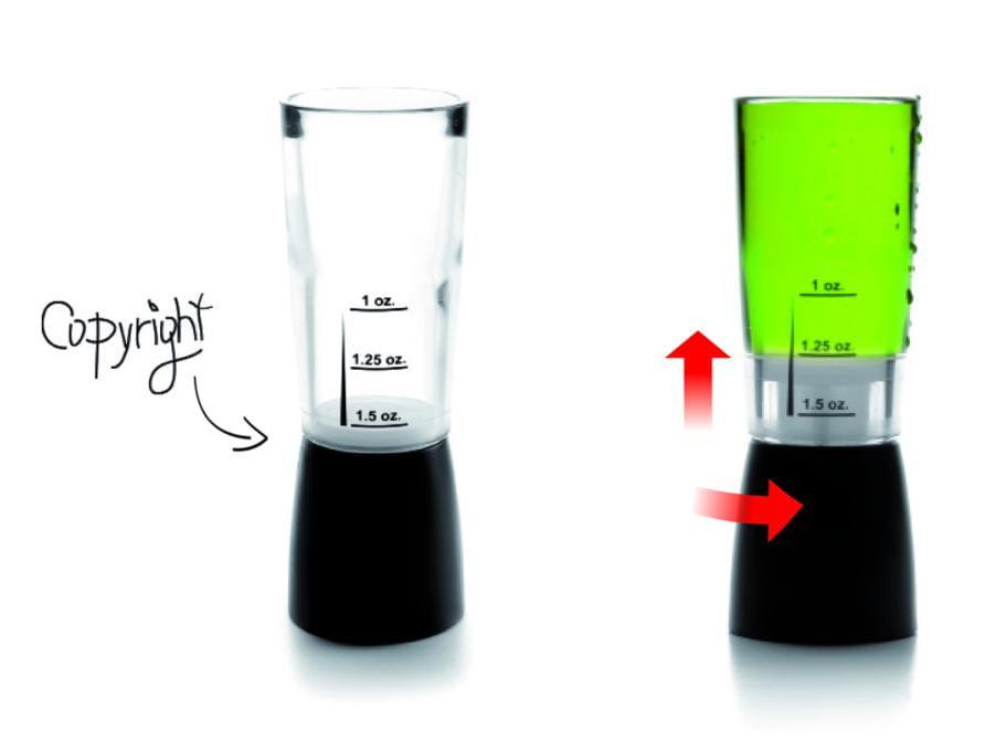 Dosador Para Bebidas Alcoólicas Regulável 791700 Ibili