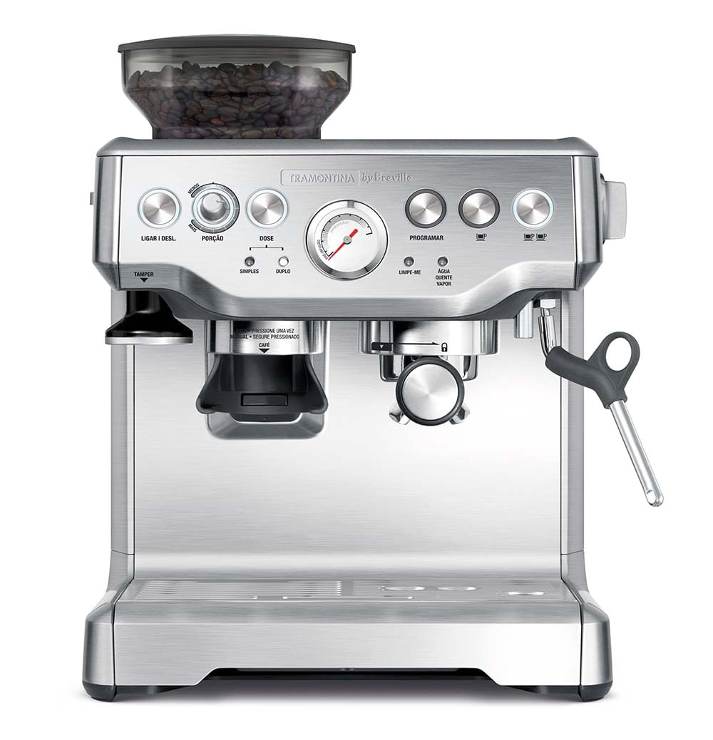 Cafeteira Express Pro 127V Aço Inox By Breville 69066011 Tramontina