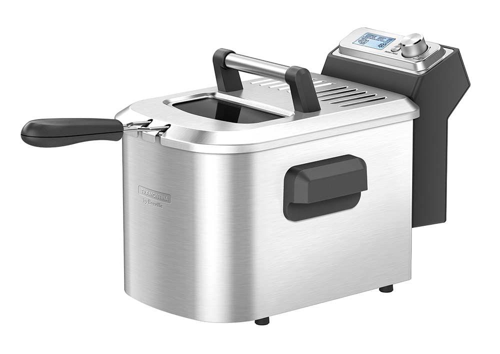 Fritadeira Elétrica Smart 220V Aço Inox 69160012 Tramontina