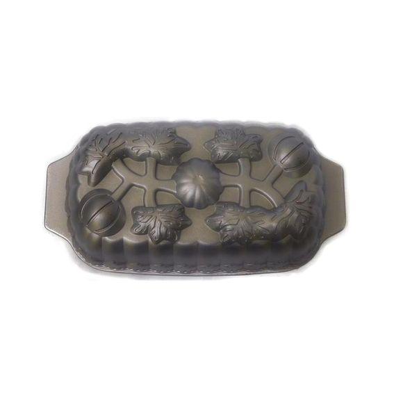 Forma-de-Bolo-Aluminio-Decorada-28x15x6.5cm-Basic-Kitchen-x3