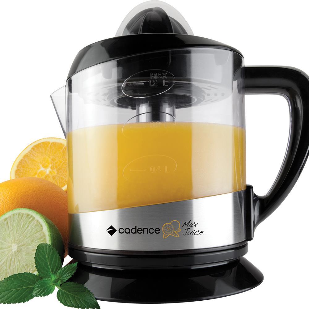 Espremedor Max Juice 1.2L 127V Cadence