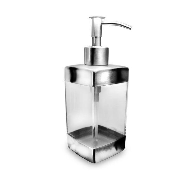 Porta-Sabonete-Liquido-Inox-Com-Acrilico-300ml-ke-Home