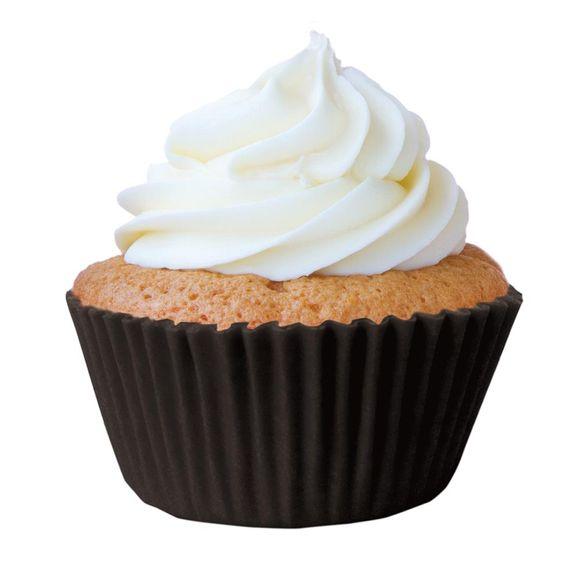 Forma-Greasypel-Mini-Cup-Cake-Preta-N.02-45-Unidade-Mago-7896301469638-6963