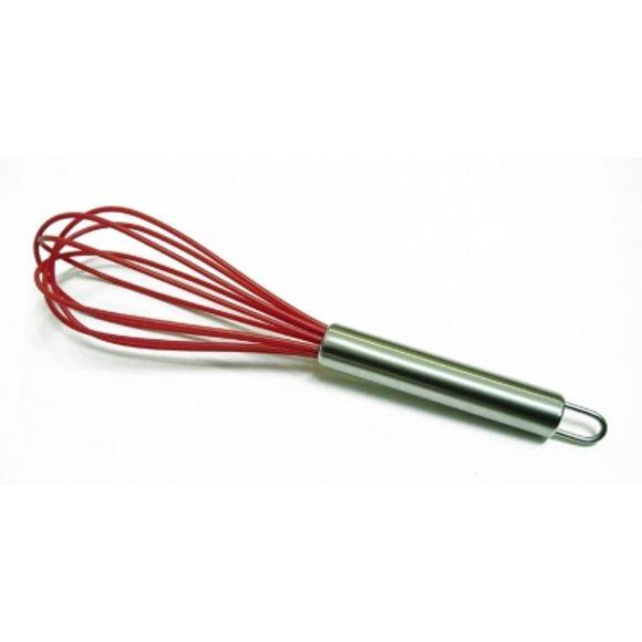 D6120-VM4895046120203Batedor-Silicone-Vermelho-305Cm-Bono