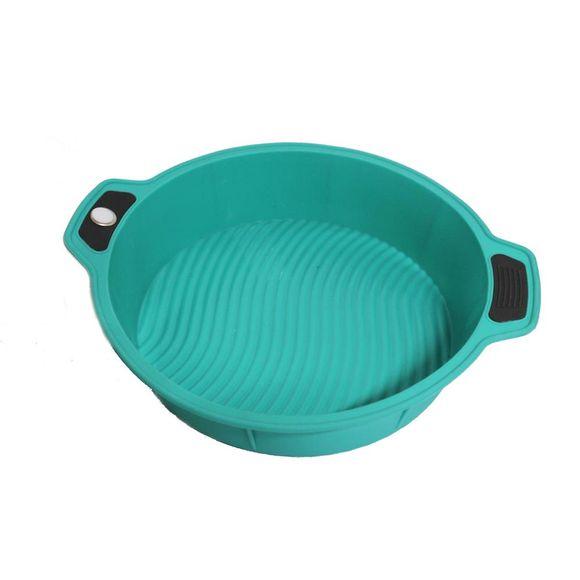 Forma-Redonda-em-Silicone-63828-29x25x6cm-Turquesa-Basic-Kitchen
