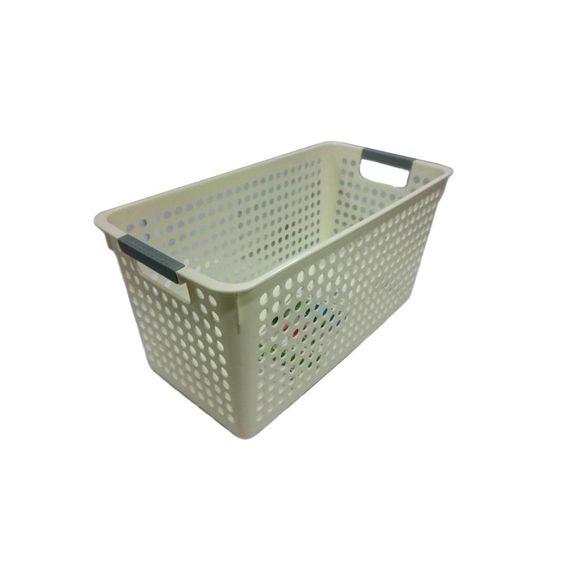 Cesta-Organizadora-Grande-40x20x19cm-Basic-Kitchen-Branco