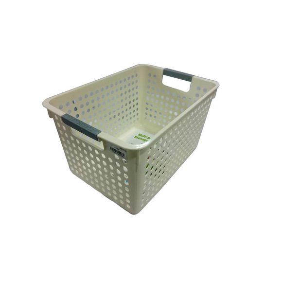 Cesta-Organizadora-Grande-40x24x20cm-Basic-Kitchen-Branco