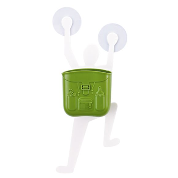 Porta-Escova-De-Dente-B927-Verde-Basic-Kitchen