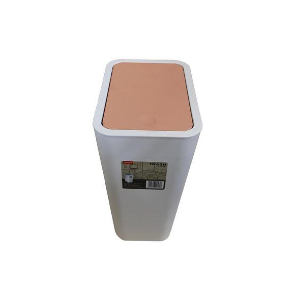 Lixeira-156-Cm-Branco-E-Marrom-Basic-Kitchen