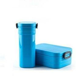 Pote-Quadrado-Com-Copo-B239-Azul-Basic-Kitchen
