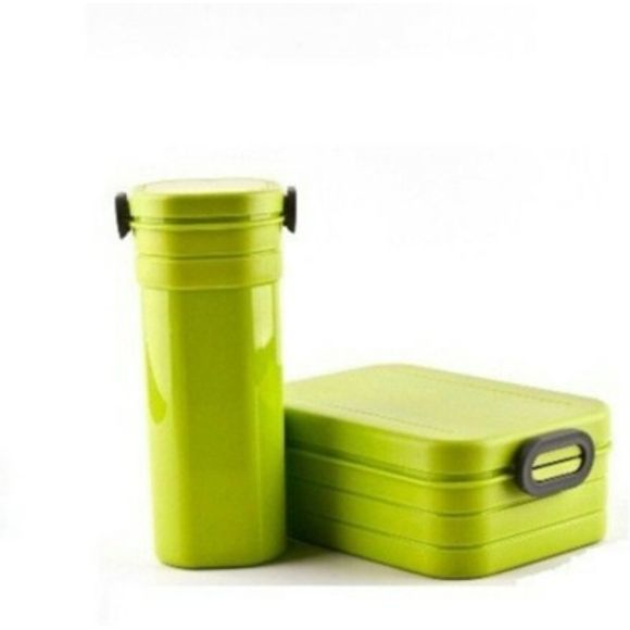 Pote-Quadrado-Com-Copo-Verde-Basic-Kitchen
