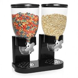Dispenser-Duplo-Para-Cereal-Preto-Basic-Kitchen